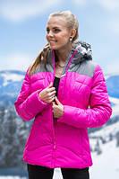 Куртка Freever женская малиновая 6405
