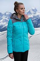 Куртка Freever женская бирюза 6405