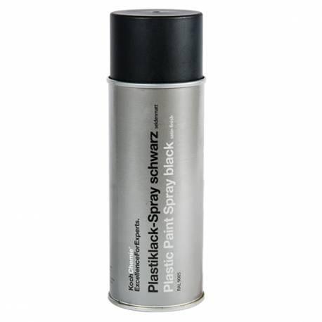 PLASTIKLACK-SPRAY SCHWARZ Аэрозольный матовый лак-краска для повреждённого или выцветшего пластика-черный