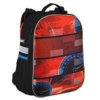 Рюкзак школьный Kite 2016 каркасний 531 Auto K16-531M-5