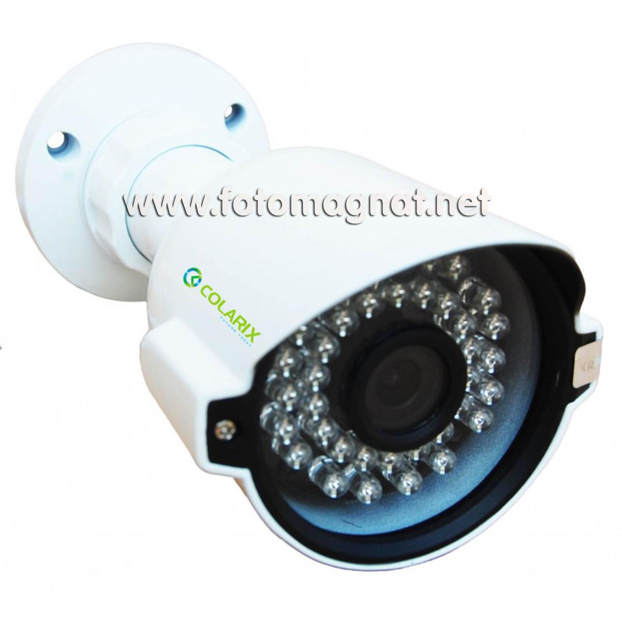Камера AHD наружная COLARIX CAM-DOF-007(камеры видеонаблюдения)