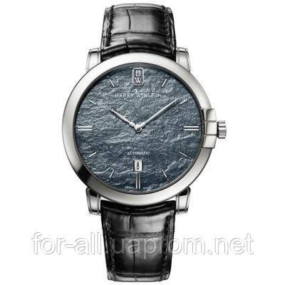 Новости Harry Winston, часы с циферблатом из сланца