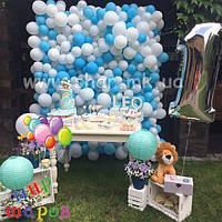 Стена для детского дня рождения