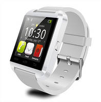 Умные часы Smart watch U8 Uwatch white белые