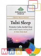 Organic India Тулси чай для сна, без кофеина 18 шт., 32,4 г