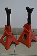 Комплект підставок до машин 6т JACK STANDS, уп-2шт