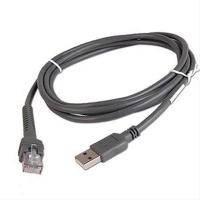 Аксессуар к торговому оборудованию кабель для сканера штрих-кода (ориг.) Symbol (CBA-U01-S07ZAR)
