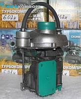 Турбокомпрессор ТКР 6.1 - Автобус ПАЗ-32051 / Д245