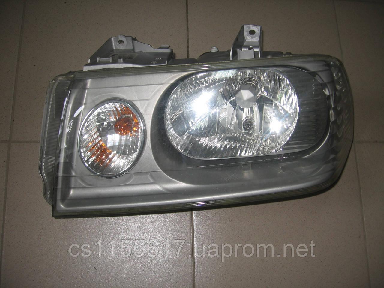 Фара левая (электро) 1499099080 б/у на Citroen Jumpy, Fiat Scudo, Peugeot Expert год 2004-2007