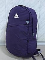 Легкий городской текстильный рюкзак ONE POLAR 1998 сирень