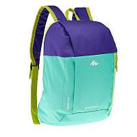 Рюкзак ARPENAZ KID Quechua Бирюза/Фиолет