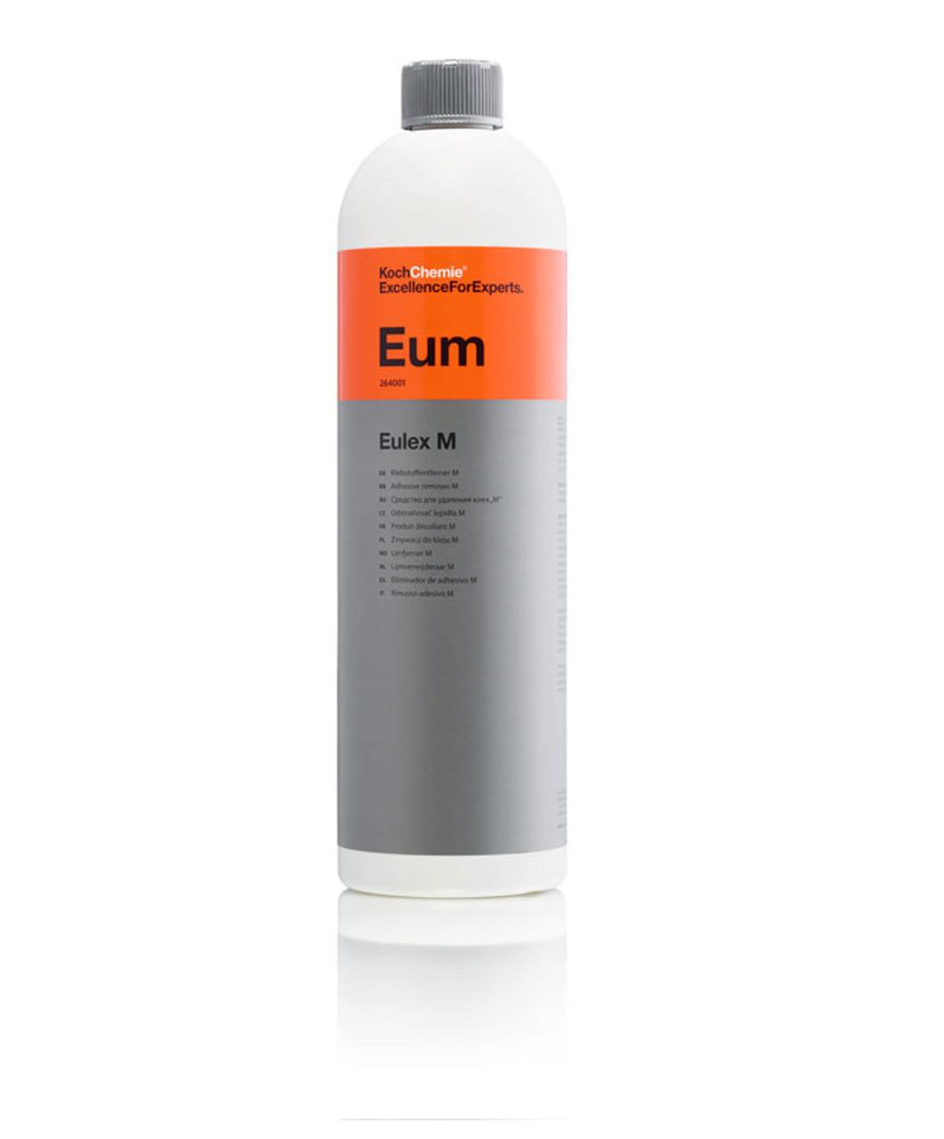 KOCH CHEMIE Eulex M  Очиститель от клея, смолы и остатков резины (для матовых поверхностей)
