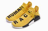 Солнечные гуманитарные кроссовки Фаррелла Уильямса для adidas Originals