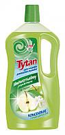 Универсальная жидкость для мытья Tytan концентрат зеленое яблоко 1000g