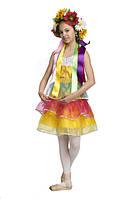 Украинский сувенир: стильные наряды для девочек