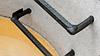 SCSS Скоба опорная ходовая противоскользящая для колодцев, 25*152*327мм сталь футерованная пластиком (Чехия), фото 3