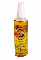 Масло для волос жасмин и корень имбиря, 100мл