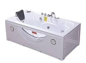 Гидромассажная ванна акриловая Iris TLP-633-G 1680х850х660