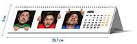 """Настольный календарь """"Домик в Амстердаме"""" 100 шт"""