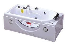 Гидромассажная ванна акриловая Iris TLP-634-G 1680х850х660