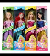 "Кукла DEFA ""Русалка"" 2 вида,меняет цыет волос,короб 21011"