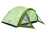 Палатка 4-х местная двухслойная Rock Mount 3000mm H2O Bestway 68014