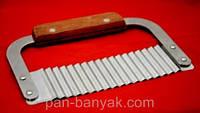 Нож Empire  рельефный 18х13 см нержавейка (8634 EM)