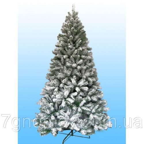 искусственная елка в снегу купить