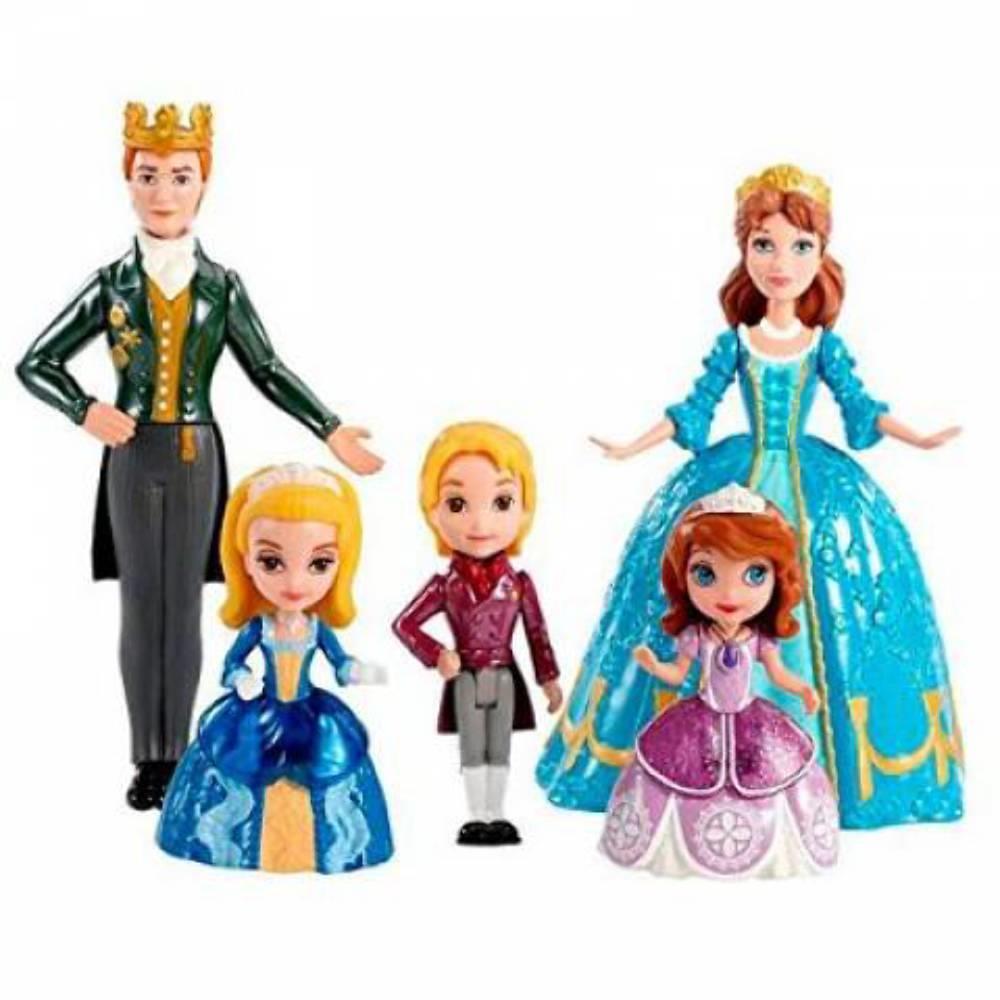 Софія Прекрасна - Ляльковий набір Принцеса Софія і королівська сім'я. Disney (CLG 24)