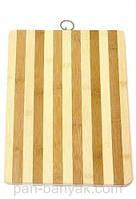 Доска кухонная 30х20 см h1,3 см бамбук Empire