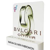 Bvlgari Omnia Crystalline (Булгари Омния Кристаллин) с феромонами в красивой упаковке 5 мл