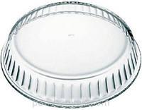 Форма для торта d26 см h5,8 см жаропрочое стекло Simax