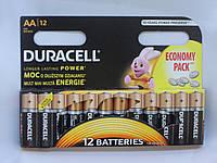 Батарейка  DURACELL LR6  1х12