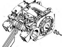 ЭД-118А, Тяговый электродвигатель ( 1TX.554.143, ИАКВ.652331.001)