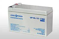 Аккумулятор гелевый Logicpower LP-GL 12V 7AH