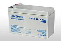 Аккумулятор гелевый Logicpower LP-GL 12V 7.2AH