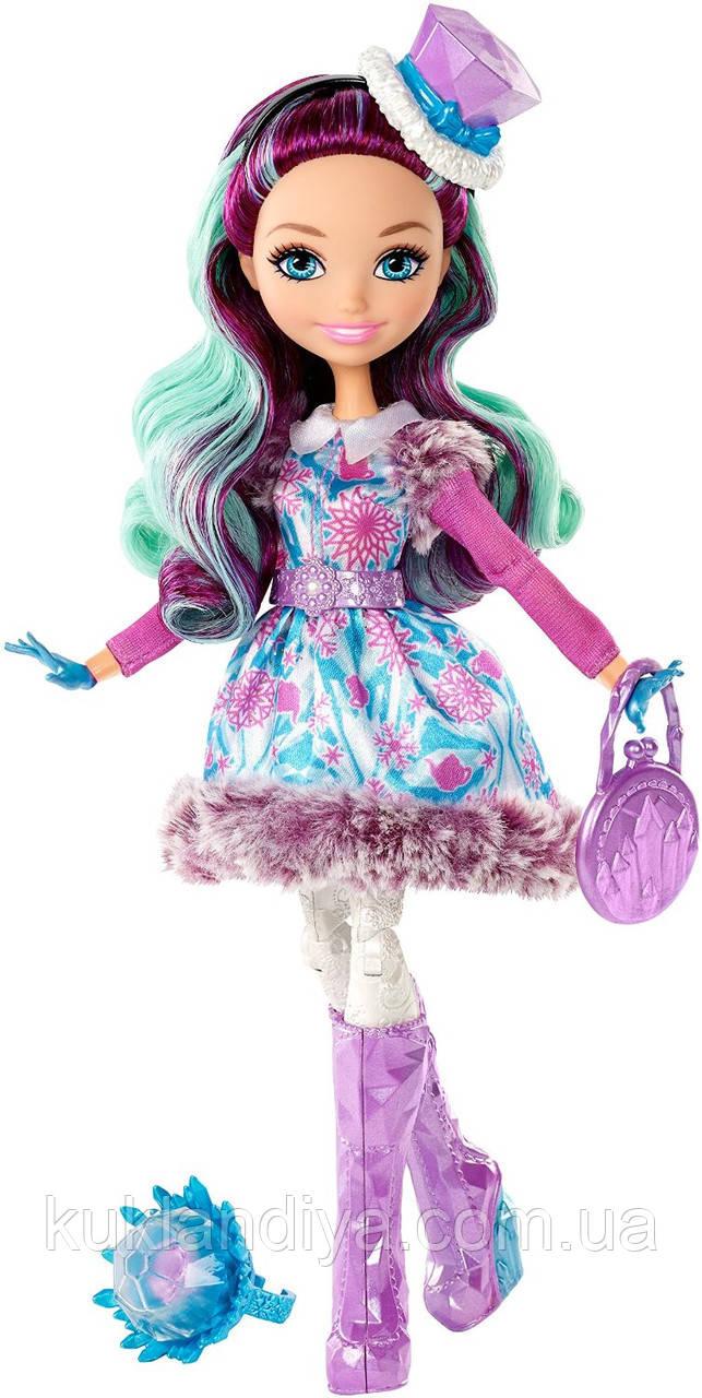 Кукла Ever After High Меделин Хэттер Эпческая Зима Epic Winter Maddie Hatter