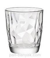 Diamond Стакан низкий 305мл стекло BormioliRocco