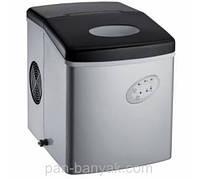 Kitchen Line Льдогенератор кубикового льоду 3,5л 36,7х32 см h37,8 см пластик Hendi