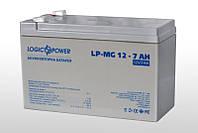 Аккумулятор мультигелевый Logicpower LP-MG 12V 7AH, фото 1