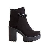 Женские зимние ботинки Bogun 9529