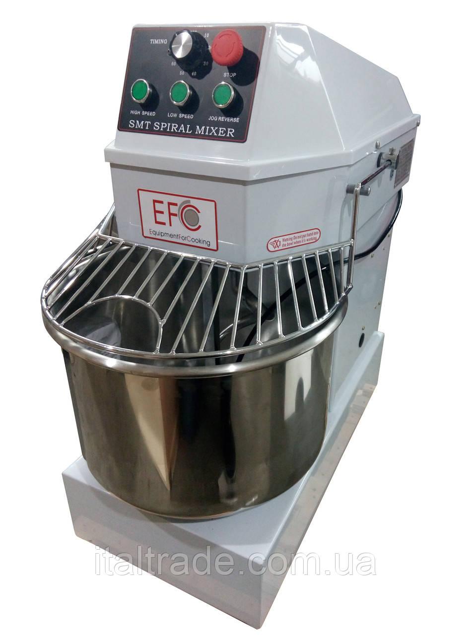 Тестомес спиральный EFC SMT-20-3F-2