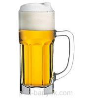 Бокал для пива Pasabahce Casablanca 2 штуки 510мл d8,6 см h19,2 см стекло (55369/2)