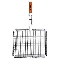 Решітка для барбекю Скаут 38х28 см h6 см метал (0705 Скаут)