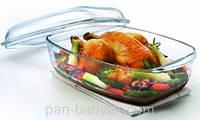 Essentials Гусятница 7л жаропрочое стекло Pyrex