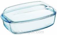Essentials Гусятница 4,6л жаропрочое стекло Pyrex
