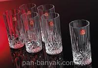 Opera Набор стаканов высоких 6 штук 350мл хрусталь RCR