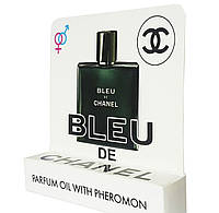 Chanel Bleu de Chanel с феромонами в красивой упаковке 5 мл.