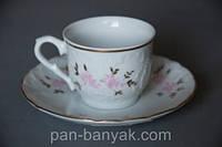 Rococo 9704 Набор кофейный 12 предметов 100мл фарфор Cmielow