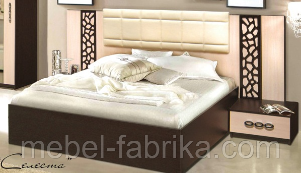 """Кровать """"Селеста"""" 160 Мастер Форм"""